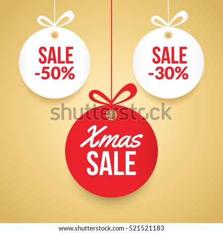 Special Offer Vector Ribbon Design Template Stock Vector