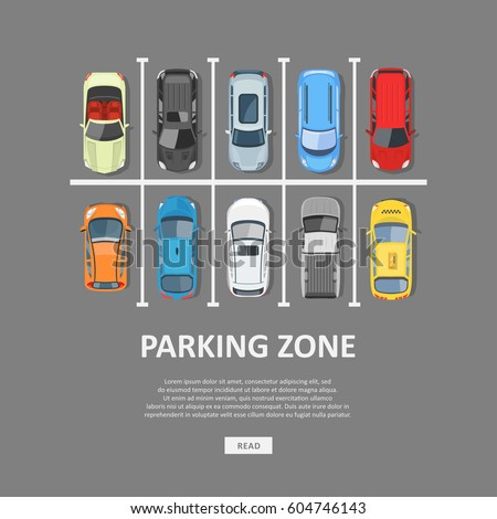Car Parking Area Size In House