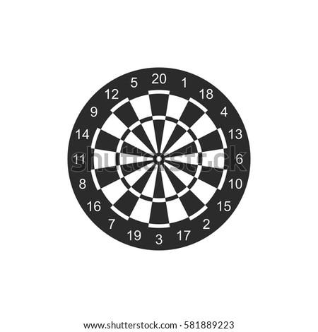Fortune Wheel Vector Illustration Stock Vector 298556339 ...