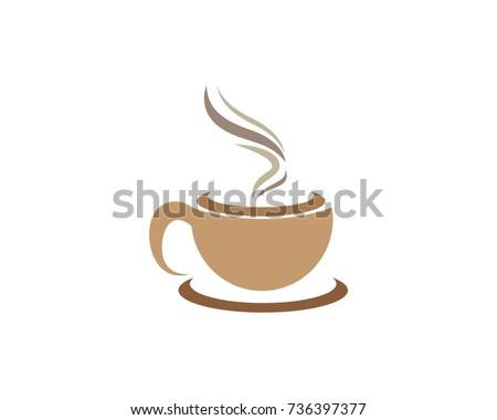 coffee cup logo template - photo #4