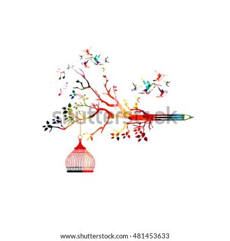 The creative writing life as a hummingbird