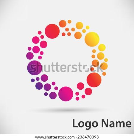 Vector Isolated Sun Logo Design Template Stock Vector 436018678 ...