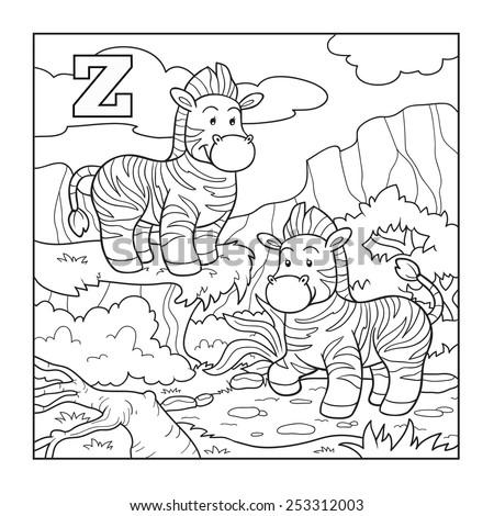 Galerry german alphabet coloring book