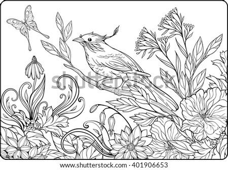 NadiiaZs Coloring Book Set On Shutterstock