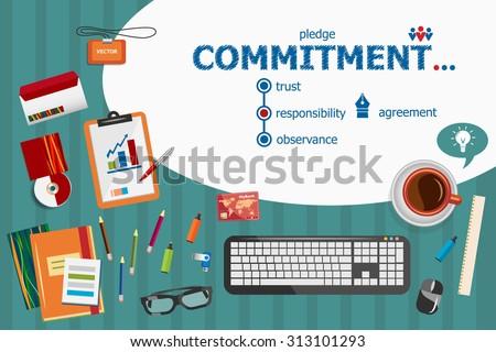 Business Meeting Flat Design Illustration Concepts Stock Vector 315415544 Shutterstock