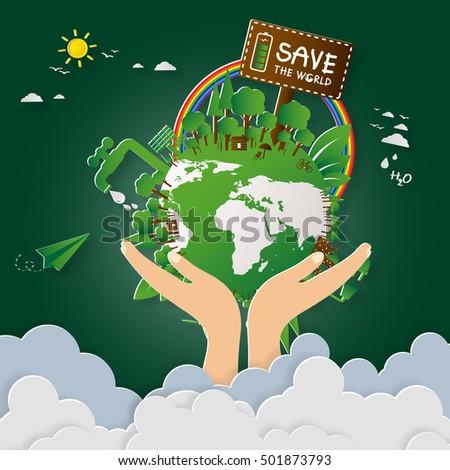 green earth-essays