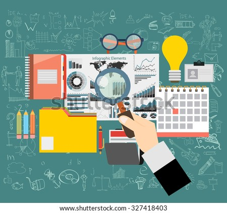 Company stock project accounting