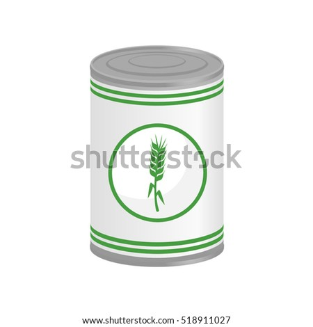 corn in preserved can
