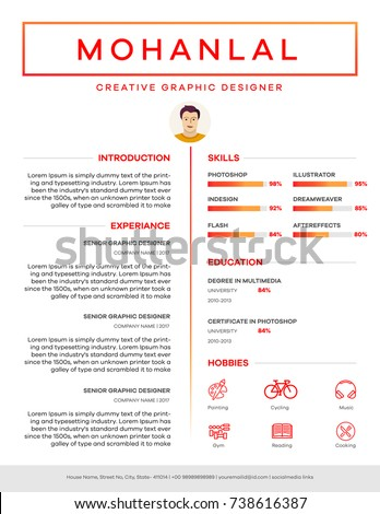 what is resume cv