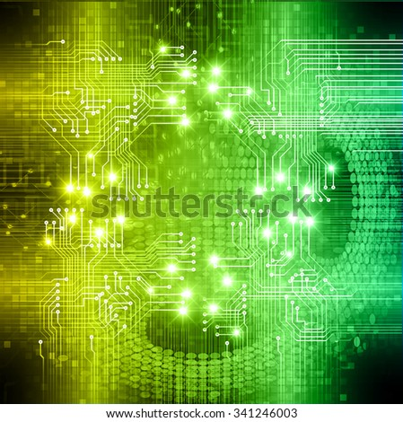 dark black color Light Abstract Technology background for computer graphic website internet business. circuit. illustration. digital. infographics. binary code. www. vector.one. zero. aura ray