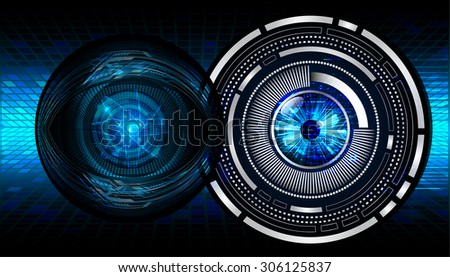 dark blue color Light Abstract Technology background for computer graphic website internet and business.circuit.vector illustration. abstract digital . silver. infographics. motion move blur.neon. eye