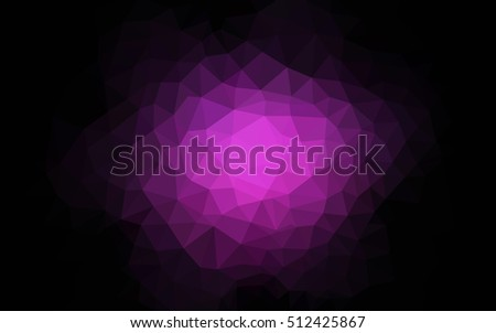 Dark pink Pattern. Seamless triangular Pattern. Geometric Pattern.Repeating pattern with triangle shapes.Seamless texture for your design.Repeating pattern.Pattern can be used for background.