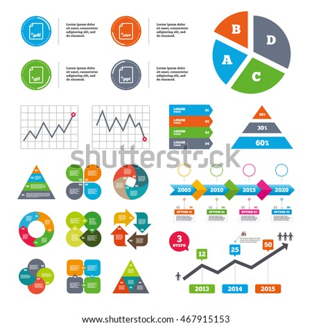 Brochure design a4 flyers download document stock vector 230778760 data pie chart and graphs download document icons file extensions symbols pdf toneelgroepblik Image collections