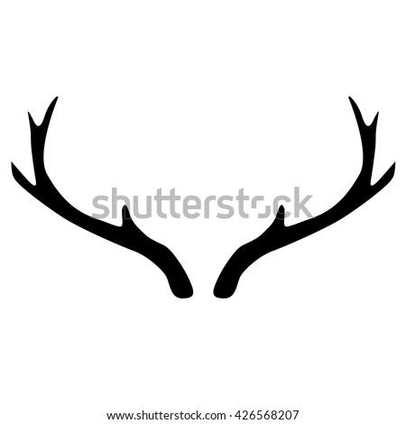 Illustration Deer Head Antlers 237336427 together with File Aa55396e334d5e8fc79b018b44417d27f0 deer Skull Clipart Clipart Buck Skull Clipart 288 288 as well Antler 20clipart 20deer 20horn moreover Stock Photo White Deer Head Silhouette On A Red Background 144062832 in addition Deer Antler 278509199. on reindeer antlers silhouette