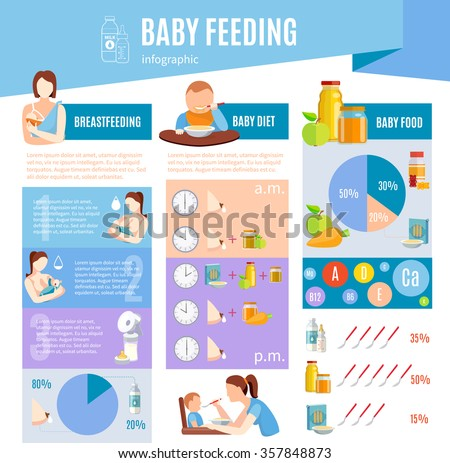 Woman panic attack vector art on stock vector 578246626 for Breastfeeding brochure templates