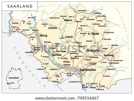 Czech Republic Road Map Stock Vector 236374819 Shutterstock