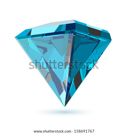 Impossible Triangle Sign Stock Vector 123063796 Shutterstock