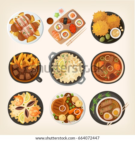 Traditional breakfast dishes different countries places - Different types of cuisines in the world ...