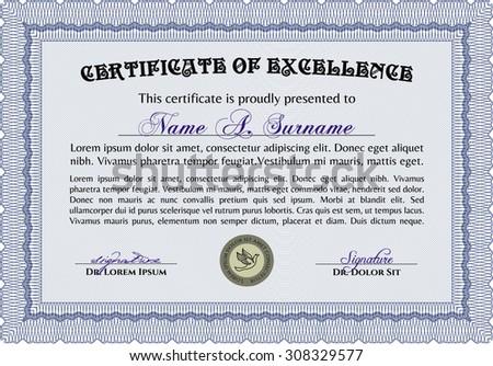 Sample Certificate Frame Certificate Template Vector Vector – Money Certificate Template