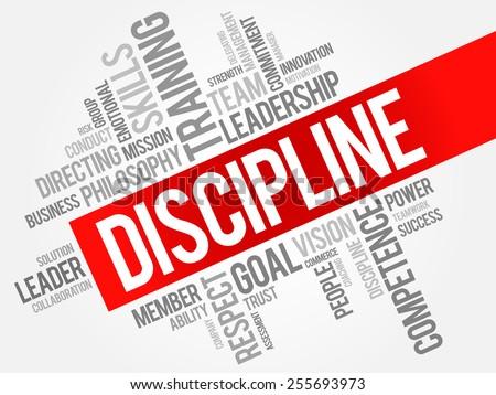 respect discipline essay
