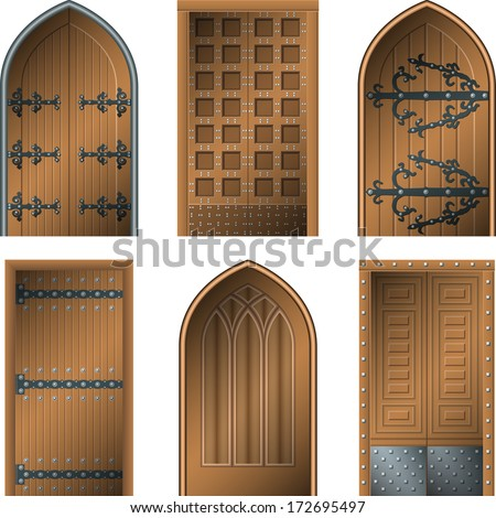 Door to the Middle Ages