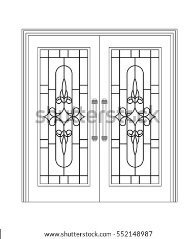 574912708664002127 additionally 496592296387301804 likewise 111 as well Railing Vector Image Black Paint Dimension 539886685 furthermore Railings. on entrance gate designs for home