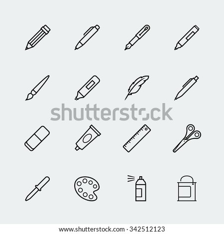 how to draw an make an icon