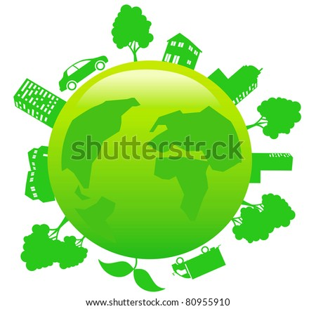 earth - sustainable development concept