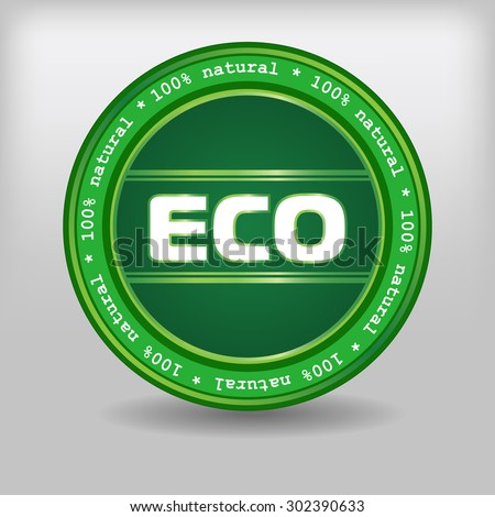 Eco certification / BIO certification / Organic certification / Green label / Green leaves label / Eco symbol / Bio symbol