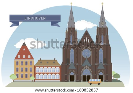 Eindhoven. Vector for you design