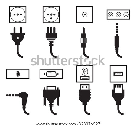 Illustration Energy Icons Electricity Electric Current 127853039 on standard electrical symbols