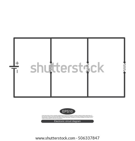Floor plan icon vector stock vector 583401433 shutterstock for Planning electrical circuits