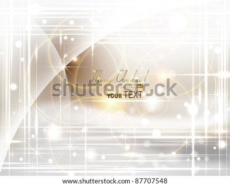 elegant  background of  shiny elements