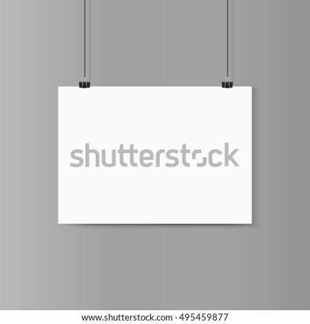 100 poster clips vector template poster on clips vertical s