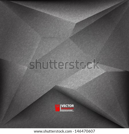 eps10 vector abstract 3D geometric background