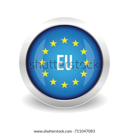 eu logo european union stock vector 636007361 shutterstock