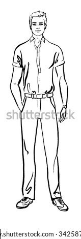 Illustration Vector Doodle Hand Drawn Sketch Stock Vector ...