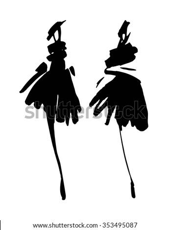Brunette Dancers 87
