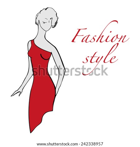 Unique Dress Vectors Photos And PSD Files  Free Download