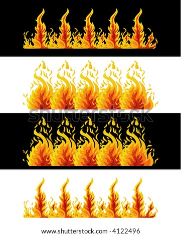 Fire Elements (Vector)
