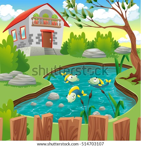 City map vector illustration stock vector 518598106 for Koi pond quezon city