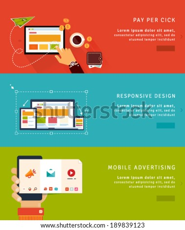 how to create a pay per click website