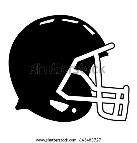 football helmets vector stock vector 100654906 - shutterstock