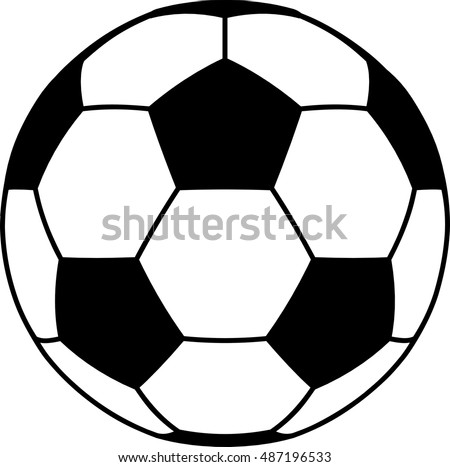 soccer ball stock vector 274934054 - shutterstock