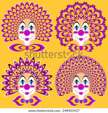 Pattern Boho Ornamental Owl Illustration Ethnics Imagem ...