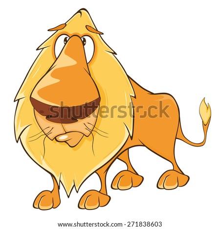 yellow lion logo - photo #42
