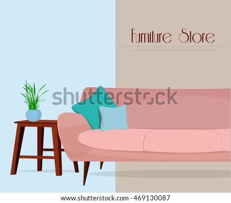 Modern Living Room Open Spacious Dining Stock Photo 693497908 ...