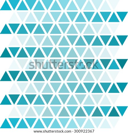 Abstract Geometric Background Colorful Triangles Different Stock ...
