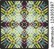 geometric pattern - stock