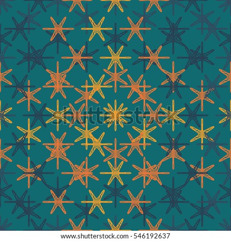 geometric pattern. Geometric simple print. .Can be used for wallpaper, pattern fills, textile, web page background, surface textures, Image for advertising booklets, banners.